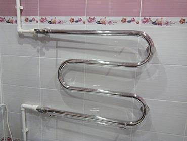 фотография по укладке плитки в ванной